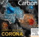 On the cover page of Carbon